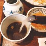 堅平更科 - 蕎麦湯はトロッとタイプで好み(^^)