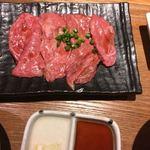 清江苑 - ロースも美味しかった('18/07/01)