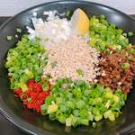 SHIN - ♦︎新担担麺 850円