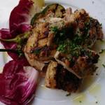 Dar Frutto - 地鶏のグリル