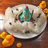 カフェ パンプルムゥス - 料理写真:7月限定!チョコミントのパンケーキ