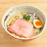 塩no鶏らぁ麺