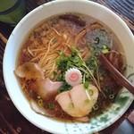 G麺7 - らーめん正油720円