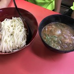 ラーメン熊きち - つけ麺