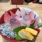 海鮮丼 福貫 - 料理写真: