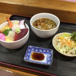 豊鮨 - 料理写真:ちらしのランチ