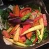 魚貝三昧 雛 - 料理写真:夏野菜のHotサラダ