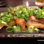 鉄なべ - ネギ塩豚トロ