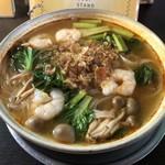 ナーラック アジアンスープスタンド - 麺