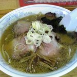 味のとんぼ - 料理写真:肩ロースチャーシューメン(味噌) 890円
