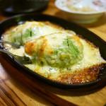 食堂ひな - アボカドのチーズ焼き ¥580