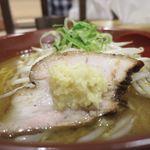 拉麺 大公 - 料理写真:焼き味噌ラーメン