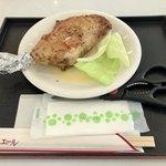 レストランエリエール  - 骨付き鶏