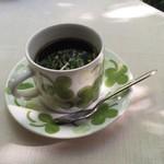 サザ コーヒー - 「サザ・スペシャル・ブレンド」500円 こちらのコーヒーカップもいいですね〜。