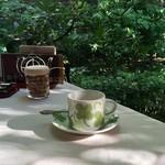 サザ コーヒー - コーヒーも美味しゅうございました