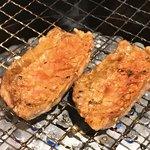 ニクヤキ ギンキョウ - 牛ハラミ焼く