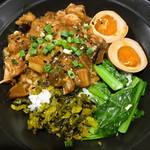 常盤酒家 - 魯肉飯 (中国的な味)