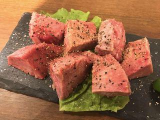 ニクヤキ ギンキョウ - 牛タン元の厚切り