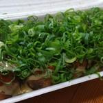 たこ焼きえっちゃん - 料理写真:甘口ソース