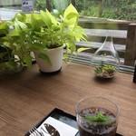 OMURO GREEN HOUSE Cafe&Gift -