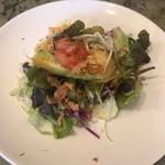 ぽか羅 - 料理写真:サラダ