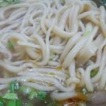 蘭州料理 ザムザムの泉 - 蘭州牛肉麺(麺は7.三細)