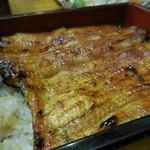 川栄 - 鰻重特上めちゃおいしかった…