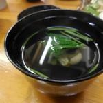川栄 - 肝吸いもついてます。