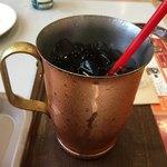上島珈琲店 - アイスコーヒー400円