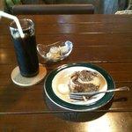 8856133 - アイスコーヒー+スイーツ