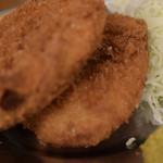 晩杯屋 - コロッケダブル 180円