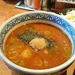 三田製麺所 - スープ