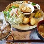 cafe風の庭 - 料理写真: