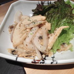 サケラボトーキョー - タケノコとアサリの炒め