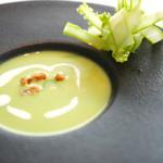 トランテアン - スープ
