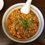 華龍 白石亭 - 麻婆湯麺
