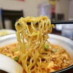 華龍 白石亭 - 麺が美味いでしょ