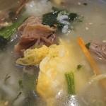 おんどる - テールスープ