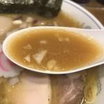 ら~めん曳舟 - スープ