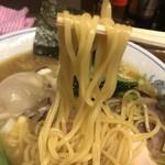 ら~めん曳舟 - 麺