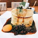 紅鶴 - 大納言と黒蜜の黄な粉抹茶