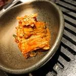 疾風ホルモン - 白菜キムチ
