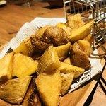 Oyster&Steak DINER es - 『4品目』  真狩金丸農園直送じゃがいもフライドポテト
