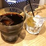 きたかた食堂 - アイスコーヒー