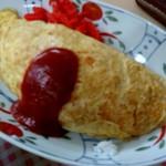みやこお食事処 - 料理写真:オムライス