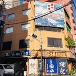 鈴木酒販小売部 - 三ノ輪橋エリアにある酒店!