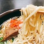 空港食堂 - 麺