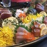 魚と日本酒 笑う門には福来る -