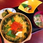 割烹お食事 吉田屋 - 料理写真:わっぱ飯膳(税抜1,500円)