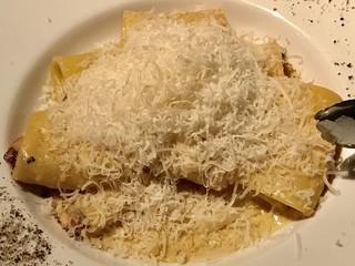 チーズレストラン DAIGOMI - これでもか!とチーズを使ったチーズ好きにはたまらないカルボナーラ!!